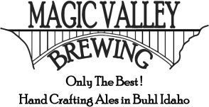 MVB logo only the best hand craft ales in buhl idaho